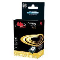 Kompatibilní cartridge Canon PG-510BK, black, 12ml, UPrint
