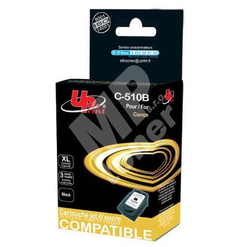 Cartridge Canon PG-510BK, black, UPrint 1