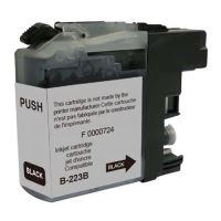 Cartridge Brother LC-223BK, black, UPrint 2