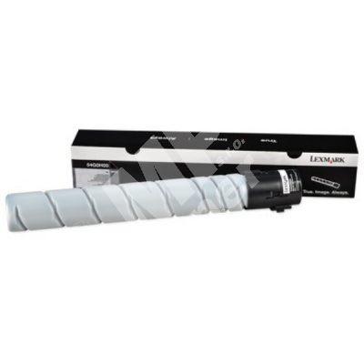 Toner Lexmark 54G0H00, black, originál 1
