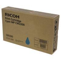 Inkoustová cartridge Ricoh MP CW2200, 841636, cyan, originál