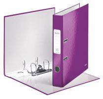 Pákový pořadač 180 Wow, purpurová, 52 mm, A4, PP/karton, LEITZ 2