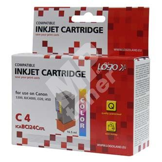 Cartridge Canon BCI-24C barevná, LOGO 1