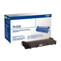 Toner Brother TN-2320, HL-L2300D, HL-L2360DN, MFC-L2700, black, TN2320, originál