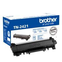 Toner Brother TN-2421, DCP-L2532DW, DCP-L2552DN, HL-L2312D, black, originál