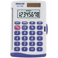 Kalkulačka Sencor SEC 263/ 8 DUAL