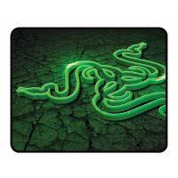 Podložka pod myš Razer, Goliathus Control Fissure Large, zelená, 35,5x44,4 cm, 3 mm