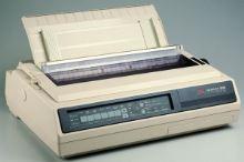 Tiskárna Oki ML3410 A3, 9jeh, 550cps, 7kopii, LPT, RS232