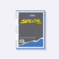 Kroužkový blok Bobo Speciál A4, 50 listů, čistý