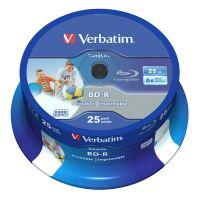 Verbatim 25GB BD-R SL, Hard Coat protective layer, spindle, 43811, 6x, 25-pack 2