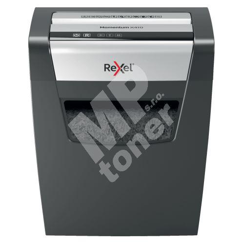 Skartovačka Rexel Momentum X410, 4x28mm 1