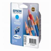 Inkoustová cartridge Epson C13T032240 modrá, originál
