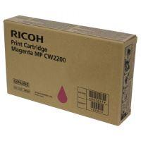 Inkoustová cartridge Ricoh MP CW2200, 841637, magenta, originál