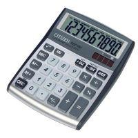 Kalkulačka Citizen CDC100WB, stříbrná, stolní, desetimístná