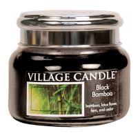 Village Candle Vonná svíčka ve skle, Bambus - Black Bamboo, 11oz