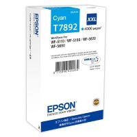 Inkoustová cartridge Epson C13T789240, WF-5620DWF, WF-5110DW, XXL, cyan, originál
