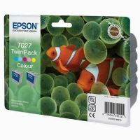 Inkoustová cartridge Epson Stylus Photo 810, 830, 925, 935, C13T027403, color, 1*46ml, 2,o