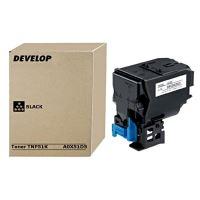 Toner Develop TNP-51K, Ineo +3110, black, A0X51D5, originál
