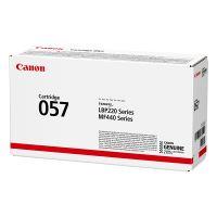Toner Canon CRG 057, LBP228, LBP226, LBP223, MF449, 3009C002, black, originál