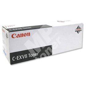 Toner Canon CEXV8 červený originál 1