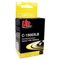 Kompatibilní cartridge Canon PGI-1500XL, black, 36ml, UPrint