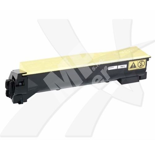 Toner Kyocera Mita TK540Y yellow MP print 1