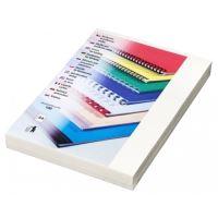 Kartónové desky pro zadní strany Delta A4, 230 g, béžová, 100 ks