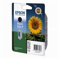 Inkoustová cartridge Epson C13T017401 černá, originál