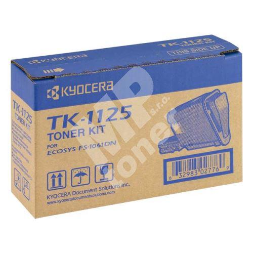 Toner Kyocera TK-1125, black, 1T02M70NL0, originál 1
