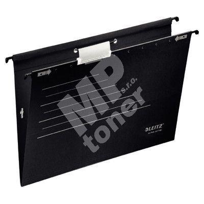 Závěsné desky Leitz ALPHA ACTIVE, černé, balení 5 ks 1