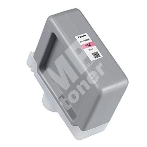 Cartridge Canon PFI-1100PM, photo magenta, 0855C001, originál 1