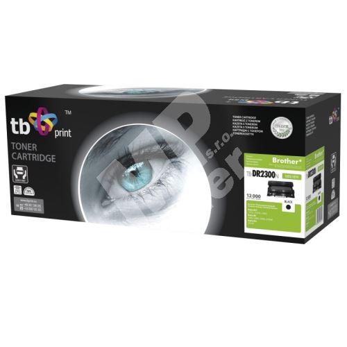 TB válec kompatibilní s Brother DR2300 BK 100% new 1