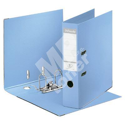 Pákový pořadač Esselte No. 1 Power z PVC A4 75 mm, solea modrý 1
