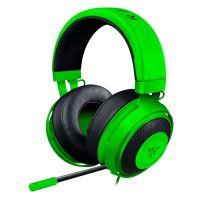 Razer Kraken Pro V2 Green Oval, sluchátka s mikrofonem, zelená