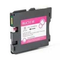 Gelová náplň Ricoh 405703, GXE5550N, GXE77, magenta, GC-31HM, originál