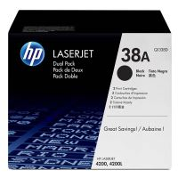 Toner HP Q1338D, LaserJet 4200, black, 2-pack, originál