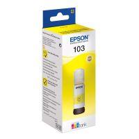 Inkoustová cartridge Epson C13T00S44A, EcoTank L3151, L3150, L3111, yellow, 103, originál