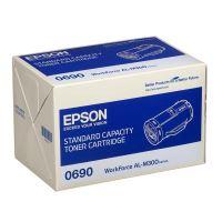 Toner Epson C13S050690, Aculaser M300D, M300DN, black, originál