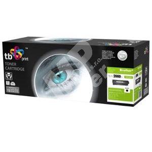 TB toner kompatibilní s Brother TN2000 100% new 1