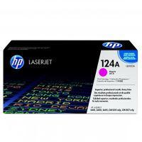 Toner HP Q6003A, Color LaserJet 2600N, 1015, magenta, 124A, originál