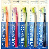 Curaprox CS 3960 Sensitive Super Soft velmi jemná tvrdost zubní kartáček 1 ks
