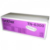 Toner Brother TN-6300, HL-1240, 1250, 1270N, 1440, MFC-9650, 9850, černý, TN6300, originál
