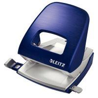Celokovová stolní děrovačka Leitz NeXXt Style 5006, titanově modrý