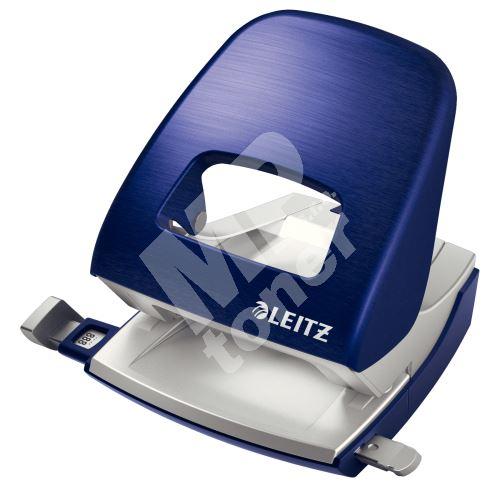 Děrovač Leitz NeXXt STYLE 5006, 30 listů, titanově modrý 1