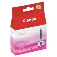 Inkoustová cartridge Canon CLI-8M, červená, 13ml, originál