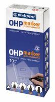 Popisovače Centropen 2634 S OHP Permanent 0,3 mm 2