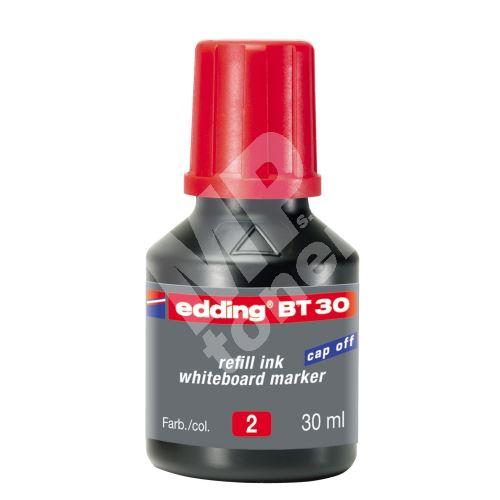 Inkoust Edding BT30 červený 1