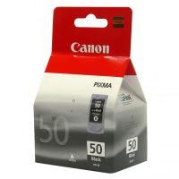 Cartridge Canon PG-50, black, originál 4