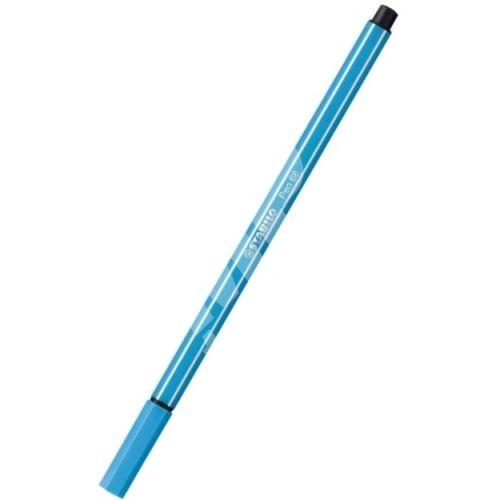 Fix, 1 mm, STABILO Pen 68, světle modrá 1
