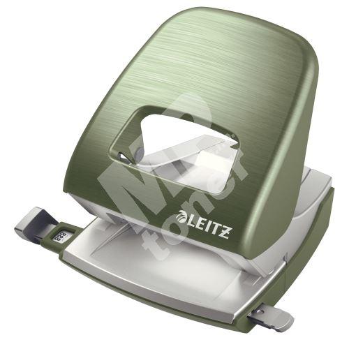 Děrovač Leitz NeXXt STYLE 5006, 30 listů, zelenkavý 1